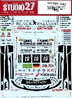 メルセデス ベンツ SLS AMG GT3 #19 ブラックファルコン 2012