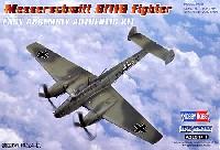ホビーボス1/72 エアクラフト プラモデルメッサーシュミット Bf110