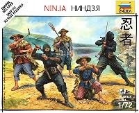 ズベズダART OF TACTIC忍者 (戦国武者)