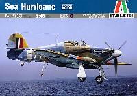 イタレリ1/48 飛行機シリーズホーカー シーハリケーン