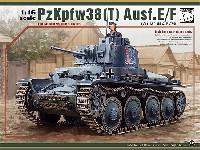 ドイツ 38(t)戦車 E/F型