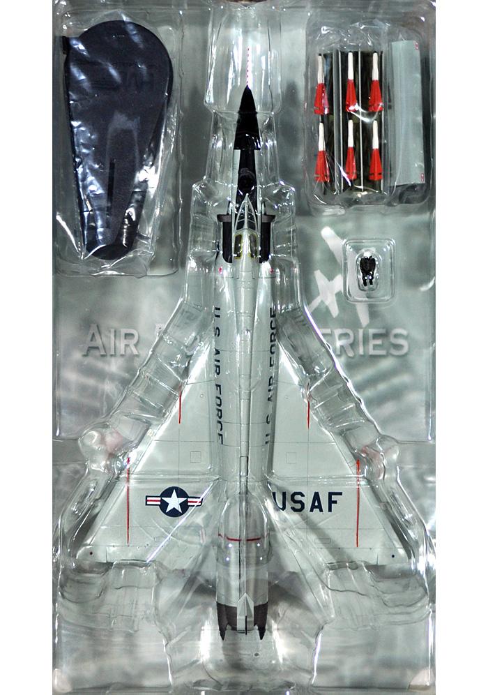 F-102A デルタダガー テキサスANG完成品(ホビーマスター1/72 エアパワー シリーズ (ジェット)No.HA3110)商品画像_1