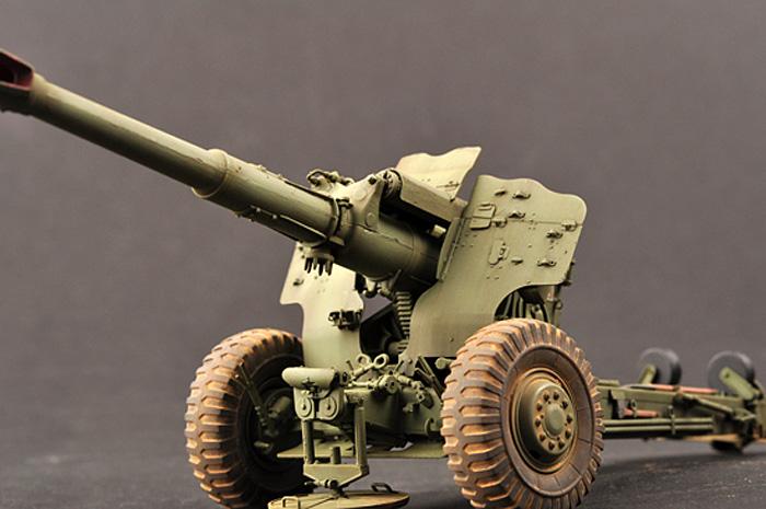 ソビエト D-20 152mm 榴弾砲プラモデル(トランペッター1/35 AFVシリーズNo.02333)商品画像_3
