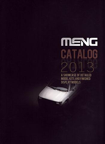 MENG カタログ 2013カタログ(MENG-MODELカタログNo.CAT-2013)商品画像