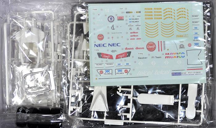 ザウバー C31 日本GPプラモデル(フジミ1/20 GPシリーズNo.GP051)商品画像_1