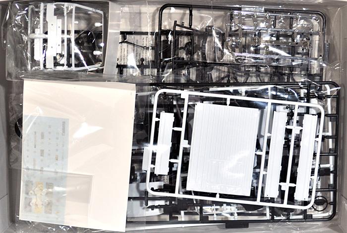 '12 サンバートラック VB パネルバン プラモデル(アオシマ1/24 ザ・ベストカーGTNo.081)商品画像_1