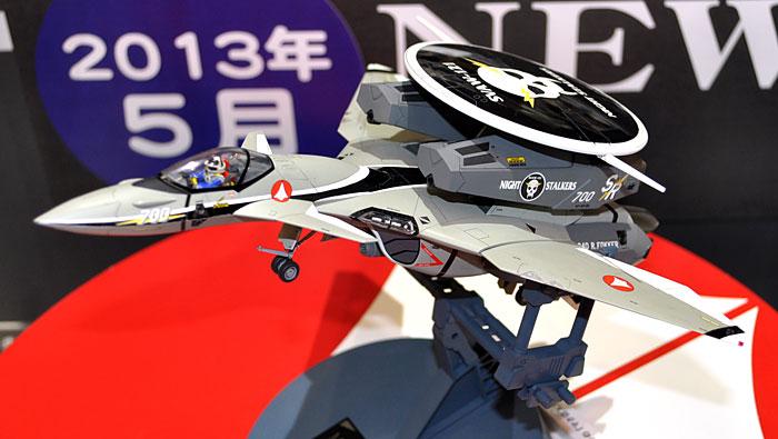 VE-11 サンダーシーカー SVAW-121 ナイトストーカーズプラモデル(ハセガワ1/72 マクロスシリーズNo.65822)商品画像_2