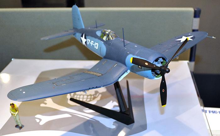 ヴォート F4U-1 コルセア バードケージプラモデル(タミヤ1/32 エアークラフトシリーズNo.024)商品画像_1