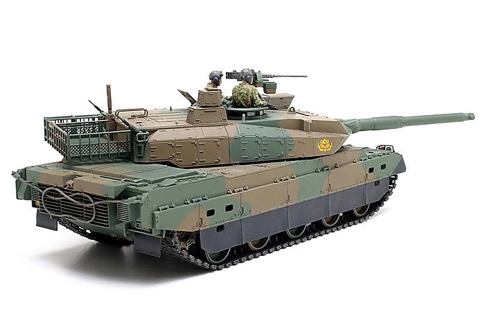 陸上自衛隊 10式戦車プラモデル(タミヤ1/35 ミリタリーミニチュアシリーズNo.329)商品画像_3