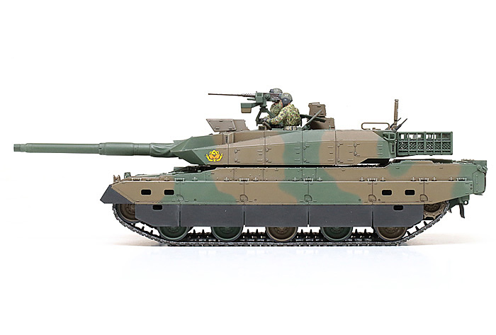 陸上自衛隊 10式戦車プラモデル(タミヤ1/35 ミリタリーミニチュアシリーズNo.329)商品画像_4