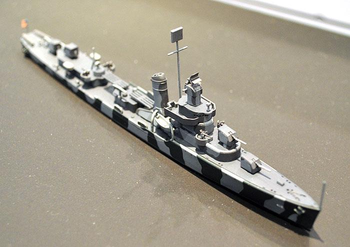 アメリカ海軍 駆逐艦 DD412 ハムマンプラモデル(タミヤ1/700 ウォーターラインシリーズNo.911)商品画像_2
