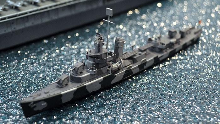 アメリカ海軍 駆逐艦 DD412 ハムマンプラモデル(タミヤ1/700 ウォーターラインシリーズNo.911)商品画像_3