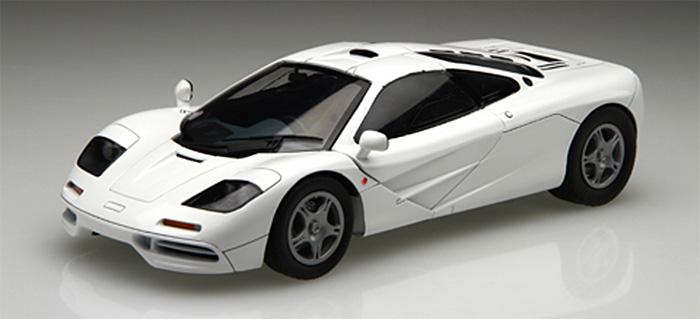 マクラーレン F1プラモデル(フジミ1/24 リアルスポーツカー シリーズNo.066)商品画像_2