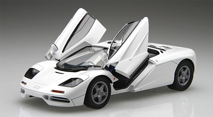 マクラーレン F1プラモデル(フジミ1/24 リアルスポーツカー シリーズNo.066)商品画像_3