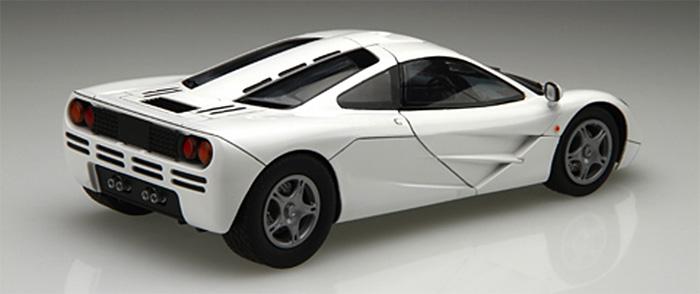 マクラーレン F1プラモデル(フジミ1/24 リアルスポーツカー シリーズNo.066)商品画像_4
