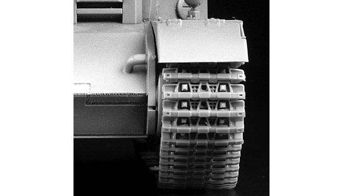 VK4501(P) ポルシェティーガー 試作型用履帯 (可動式)プラモデル(モデルカステン連結可動履帯 SKシリーズNo.SK-074)商品画像_1