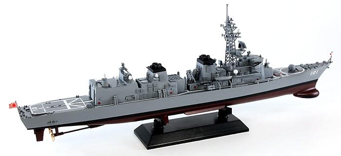 海上自衛隊 護衛艦 DD-101 むらさめプラモデル(ピットロード1/700 スカイウェーブ J シリーズNo.J-061)商品画像_3