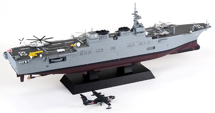 海上自衛隊 ヘリコプター搭載護衛艦 DDH-182 いせ完成品(ピットロード塗装済完成品モデルNo.JPM005)商品画像_3