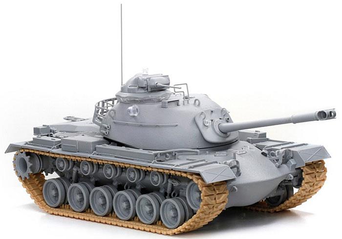 アメリカ M48A3 Mod.B パットン 主力戦車プラモデル(サイバーホビー1/35 Modern AFV SeriesNo.3544)商品画像_3