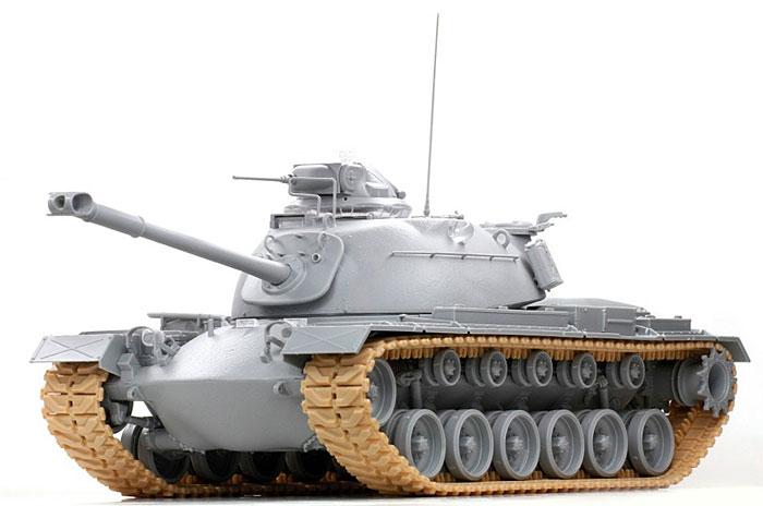 アメリカ M48A3 Mod.B パットン 主力戦車プラモデル(サイバーホビー1/35 Modern AFV SeriesNo.3544)商品画像_4
