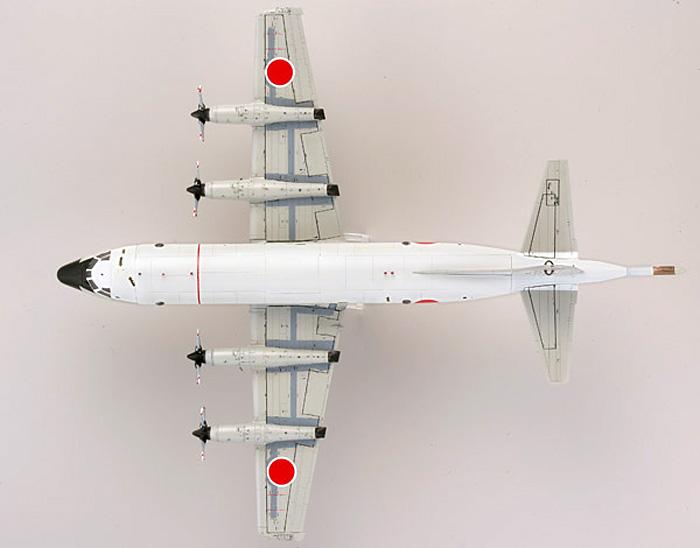 海上自衛隊 P-3C オライオン 第51航空隊 第511飛行隊 (厚木基地)プラモデル(トミーテック技MIXNo.AC301)商品画像_4