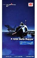 F-102A デルタダガー テキサスANG