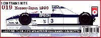 ティレル 019 モナコ/日本GP 1990