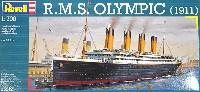 レベル1/700 艦船モデルR.M.S. オリンピック (1911)