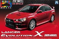 ランサー エボリューション 10 2009年モデル (レッドメタリック)