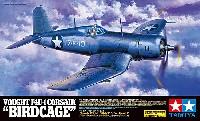タミヤ1/32 エアークラフトシリーズヴォート F4U-1 コルセア バードケージ