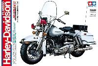 タミヤ1/6 オートバイシリーズハーレーダビッドソン FLH 1200 ポリスタイプ