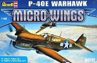 レベルMicro WingsP-40E ウォーホーク