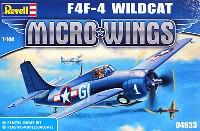 レベルMicro WingsF4F-4 ワイルドキャット