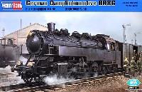 ホビーボス1/72 ファイティングビークル シリーズドイツ 蒸気機関車 BR-86