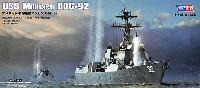 アメリカ海軍 駆逐艦 マンセン DDG-92