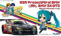 フジミRacing ミク シリーズGSR Project Mirai BMW BMW Z4 GT3 (2012 SuperGT Rd.2 Fuji)