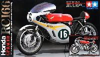 タミヤ1/12 オートバイシリーズフルビュー ホンダ RC166 GPレーサー