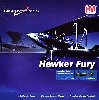 ホビーマスター1/48 エアパワー シリーズ (レシプロ)ホーカー フューリー Mk.1 ミュンヘン危機 1938