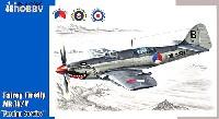 スペシャルホビー1/48 エアクラフト プラモデルフェアリー ファイアフライ Mk.4/5 艦上複座戦闘機