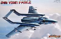 イギリス海軍 艦上戦闘機 シービクセン FAW.2