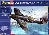 レベル1/72 飛行機シーハリケーン Mk.2C