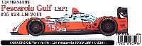 ぺスカローロ ジャッド Gulf #15/24 LMP1 ル・マン 2011年