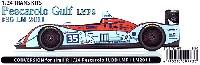 スタジオ27ツーリングカー/GTカー トランスキットぺスカローロ Gulf #35 LMP2 ル・マン 2011年