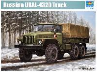 ロシア ウラル-4320 6X6 トラック