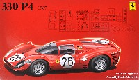 フジミ1/24 リアルスポーツカー シリーズフェラーリ 330P4 1967年 デイトナ3位入賞 26号車