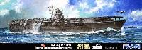 フジミ1/700 特シリーズ SPOT日本海軍 航空母艦 翔鶴 1941年 (昭和16年) デラックス (白線印刷済み木甲板シール付き)