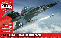 エアフィックス1/48 ミリタリーエアクラフトグロスター ジャベリン FAW.9/9R