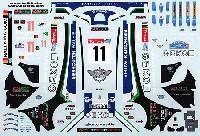 プジョー 207 S2000 #11 Geko Ypres Rally 2010