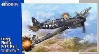 スペシャルホビー1/48 エアクラフト プラモデルフェアリー ファイアフライ Mk.1 艦上戦闘機 太平洋戦
