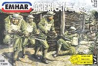 WW1 アメリカ歩兵 (50体入)